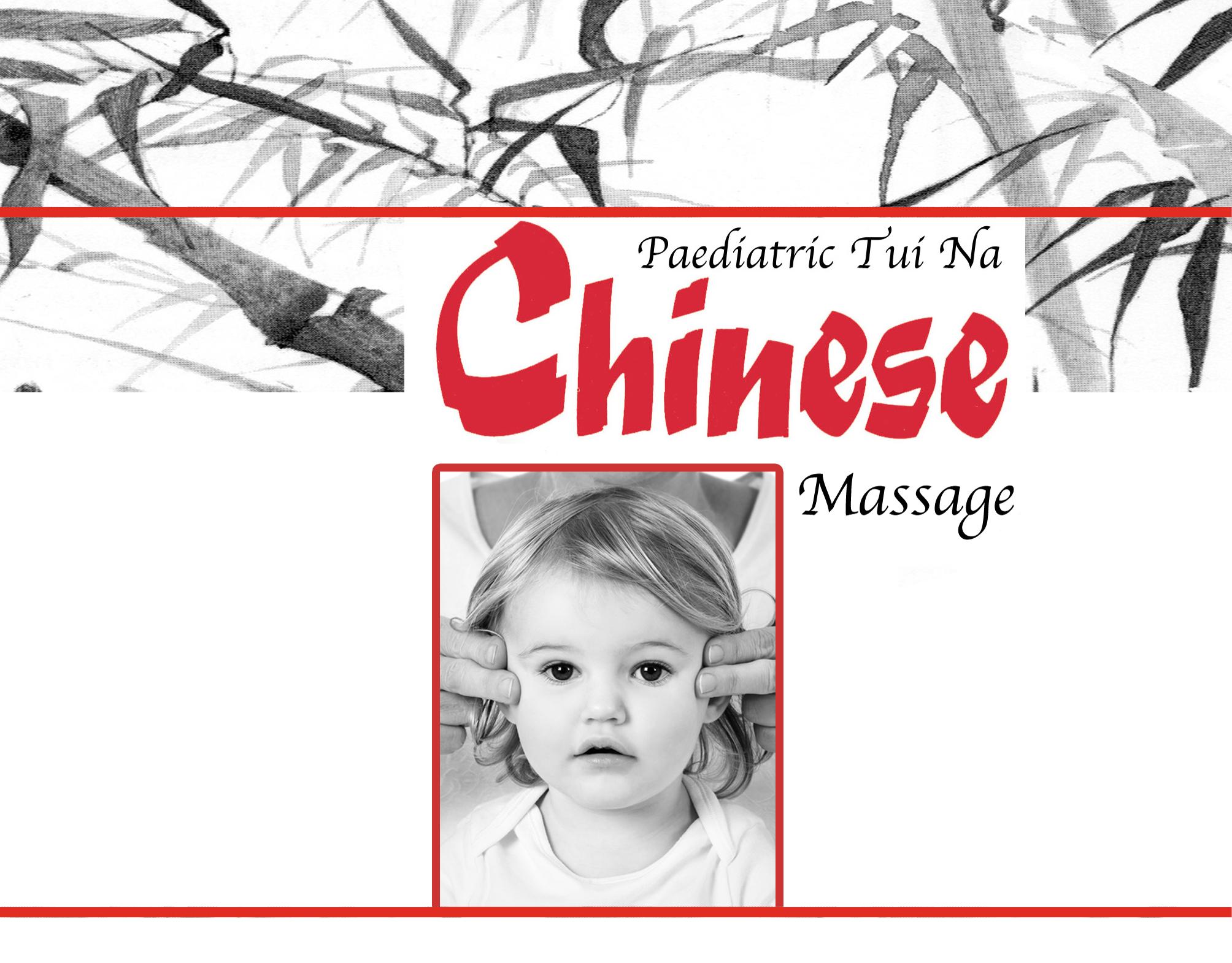 Paediatric Tui Na - Chinese Massage 6 Box set