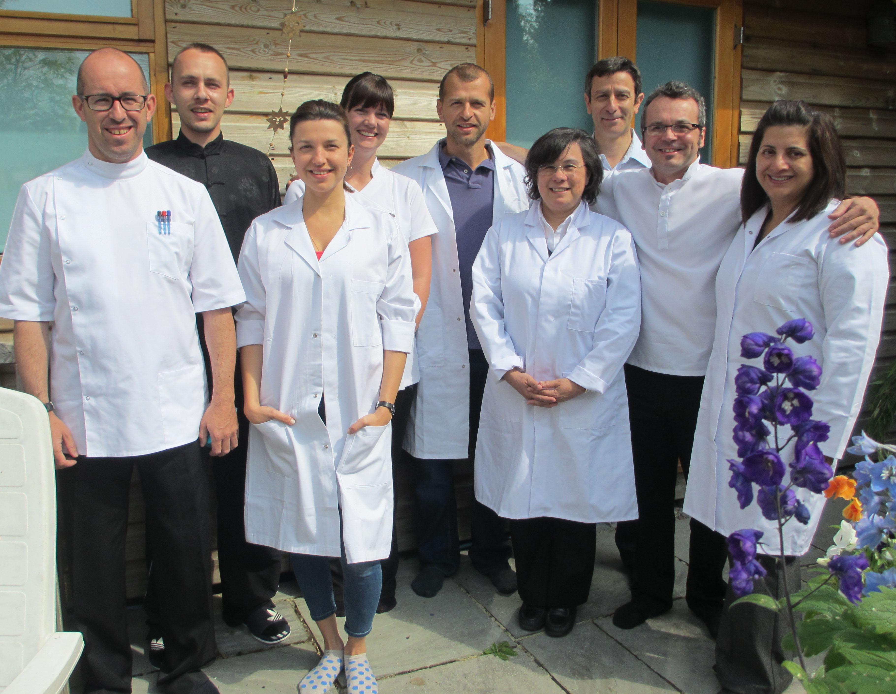 Acupuncture Students - Bodyharmonics School