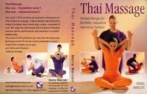 Thai Massage DVD by Maria Mercati