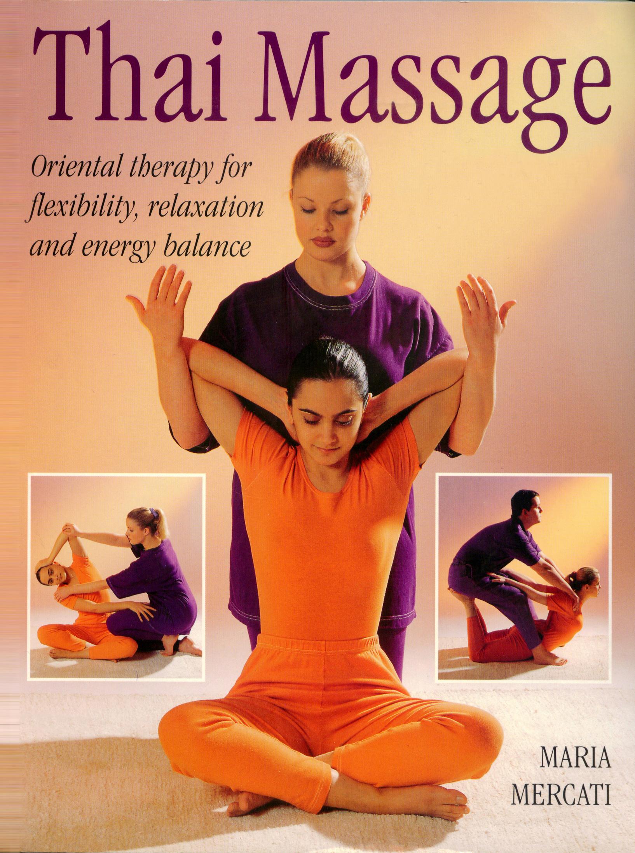 Thai Massage DVDS by Maria Mercati