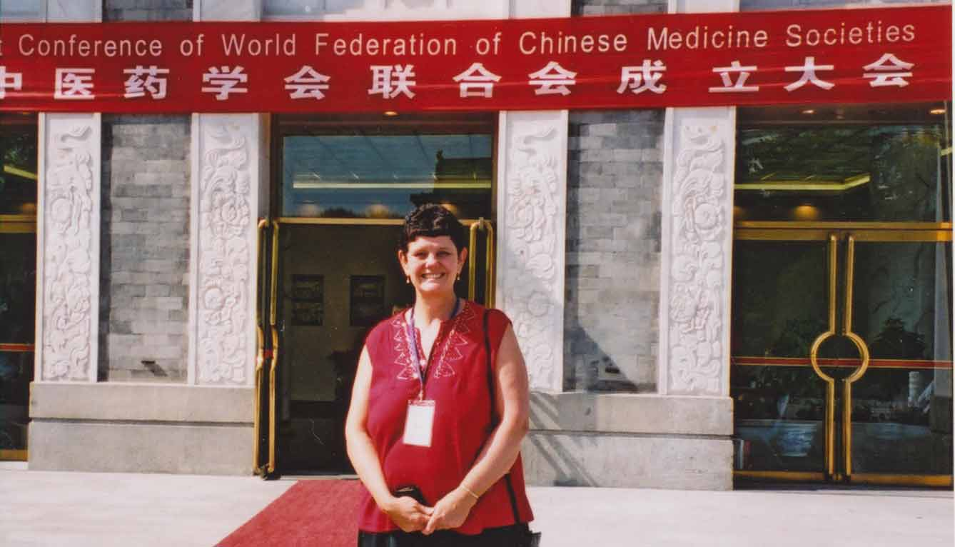 World Federation Chinese Medicine Societies WFCMS-2003 Maria-Mercati