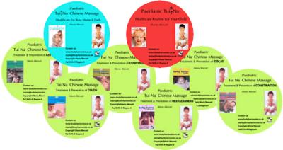Baby Massage 8 Tui Na DVD Set