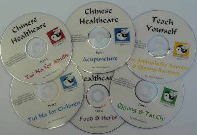 Acupuncture DVD, Tui Na DVD,,