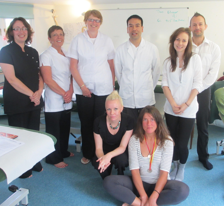 Acupuncture school