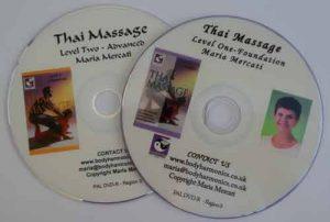 Thai Massage DVDS