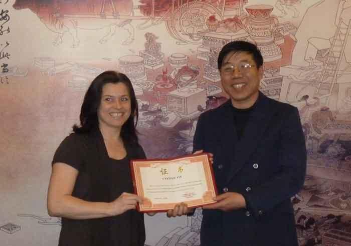 Claudia Walker - China Trip
