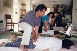 Thai Masage course
